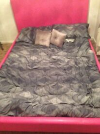 Double Bed. Barely used. £60 ono