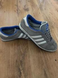 Adidas the sneeker trainers size 10