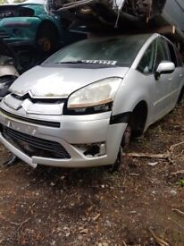 2008 CITROEN C4 GRAND PICASSO 1.8 16V PETROL BREAKING FOR PARTS