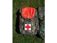 Rucksack Medical DPM IRR