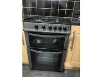 LOGIK full gas cooker LFTG60A12