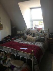 Spare room in 3 bedroom flat, heart of Hastings town
