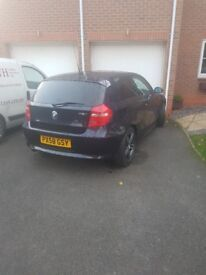 BMW 118i, Excellent condition, very low mileage! Full Service history, Ice white headlights!