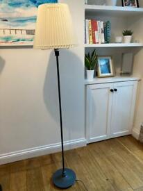 IKEA Standing Lamp with Lamp Shade
