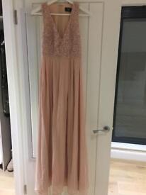 Women's size 8 bridesmaid dress
