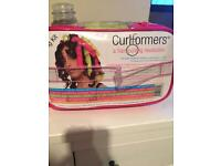 Curlformers - hair curling revolution for LONG hair