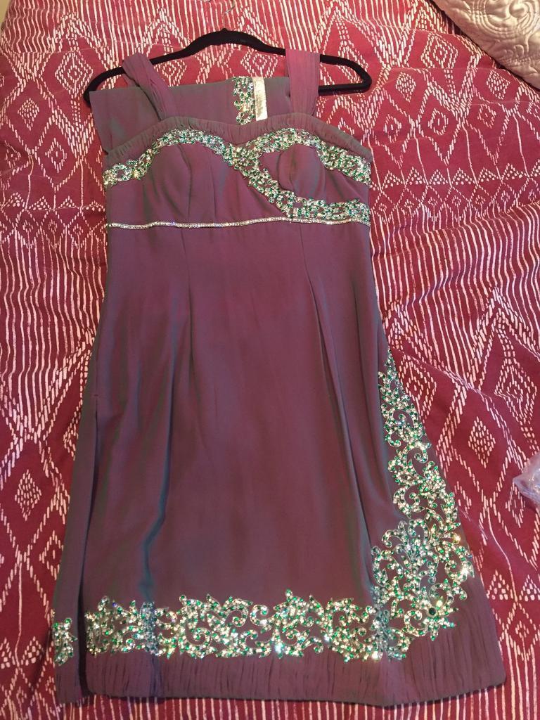 Beautiful Swarovski Indian outfit.