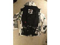 Quiksilver snowboard/ ski jacket