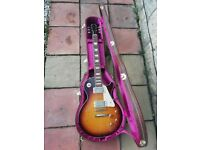 GIBSON CUSTOM SHOP 1959 R9 REISSUE may trade/ part x.