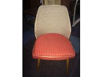 Fabulous Rare Vintage Lloyd Loom Sirrom Chair