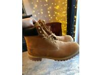 Men's Timberland Boots 14W