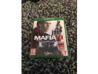Xbox one game (Mafia 3)