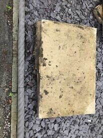 20 3 by 2 paving stones
