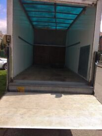 Man and van/ Removals /House removals /Office Removals