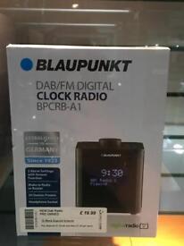 Blaupunkt clock radio