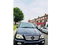 Automatic 7 seater Mercedes Benz ML270 in good condition