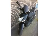 Kymco Agility Big wheel moped 50cc Swap/ Sale
