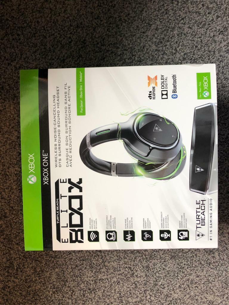 Turtle Beach Elite 800X wireless headset | in Lochgelly, Fife | Gumtree
