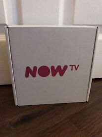NOW TV Boxed and Brand New
