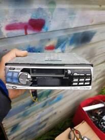 Alpine Old Classic Tdm-7583rb Radio Cassette Player
