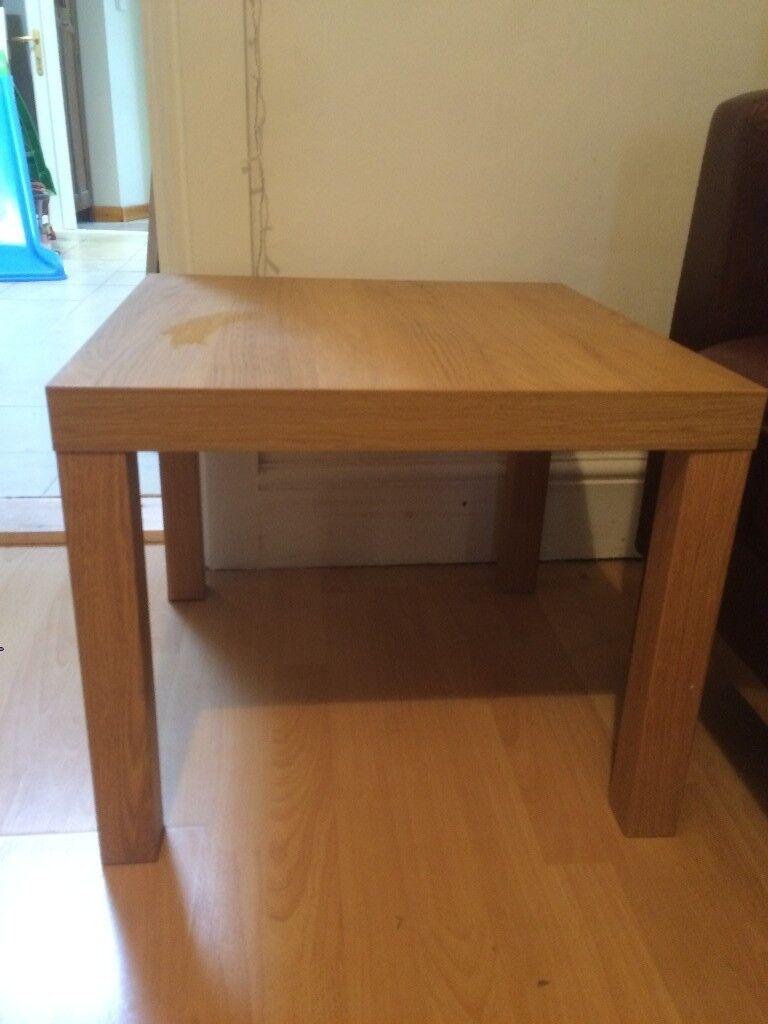 Coffee Table - Oak Effect