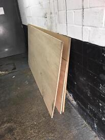 2 25mm 8x4 sheets of ply