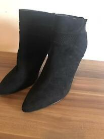 NEXT ladies black boots NEW size 6.5 cost £39
