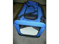 COLLAPSIBLE/PORTABLE DOG BED