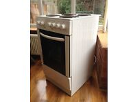 Bush AE56SW Free-Standing Cooker / Oven / Hob