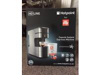 Illy coffee pod machine - Brand New