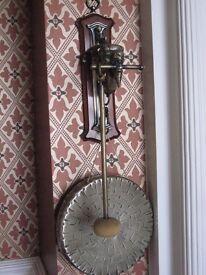 Beautiful antique dinner gong