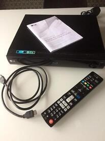 Ex cond LG Bluray & DVD with free Bluray film UP