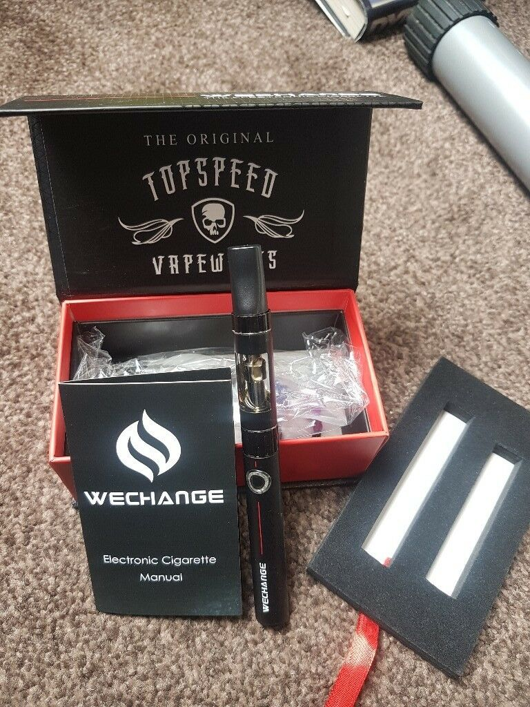 Simple vaporizer with extra tips (boxed)