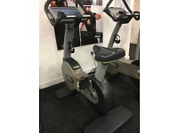 Technogym upright bike