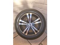 15 inch Team Dynamics alloys with 175/65R15 tyres will fit most 4 stud cars