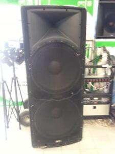 Power Audio 2200 Watt Speaker- We sell New and Used Speakers!