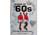 STARS OF THE 60'S FOOTBALL BOOK