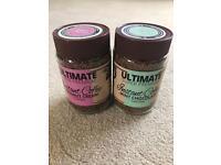 C&C Premium Flavoured Coffee - 2x Jars