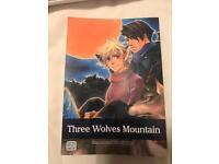 Three Wolves Mountain by Bohra Naono Yaoi Manga