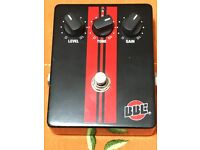 BBE AM-64 American Metal Distortion Guitar Effects Pedal