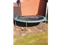 10ft Trampoline with side netting