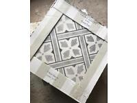 Beautiful Laura Ashley tiles