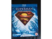 Superman Anthology Blu-ray Boxset