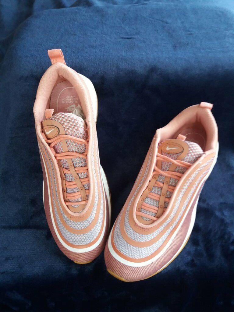 bbacd37a0fc Nike Air Max 97 Maroon Size 6