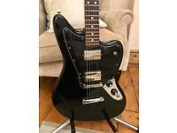 Fender 'Blacktop' Jaguar HH - 2011 - Mint