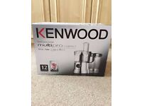 kenwood food processor, multipro compact