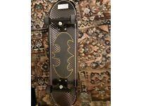 Beginners batman skateboard,