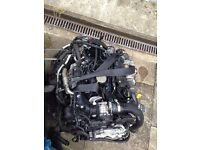 FORD TRANSIT CONNECT 1.6 TDCI ENGINE & GEARBOX 2016