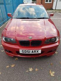 BMW 330ci Sport SMG Gearbox