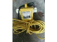 110 volt transformer and cable